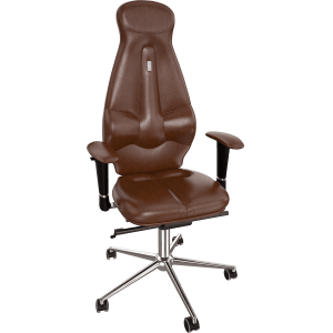 Ортопедическое кресло Galaxy 1102 Коричневое