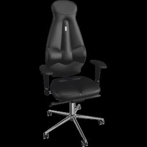 Ортопедическое кресло Galaxy 1103 Черное