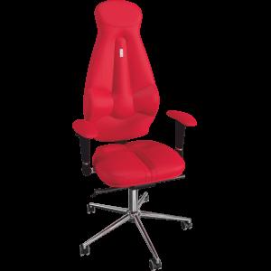 Ортопедическое кресло Galaxy 1104 Красное