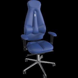 Ортопедическое кресло Galaxy 1105 Синее