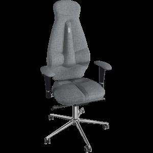 Ортопедическое кресло Galaxy 1107 Серое
