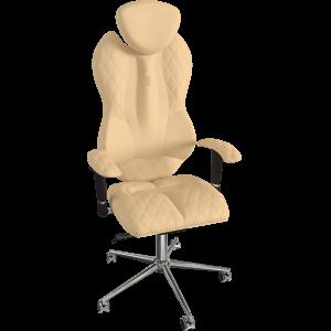 Ортопедическое кресло Grand 0401 Песочное