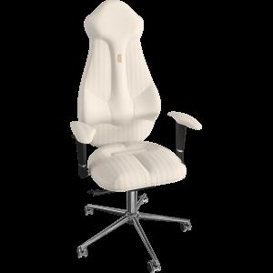 Ортопедическое кресло Imperial 0701 Белое