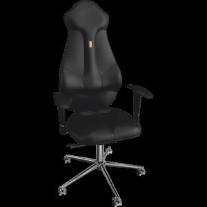 Ортопедическое кресло Imperial 0702 Черное