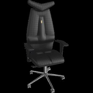 Ортопедическое кресло Jet 0301 Черное