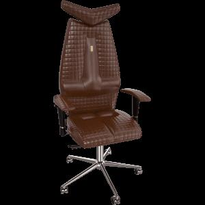 Ортопедическое кресло Jet 0302 Коричневое