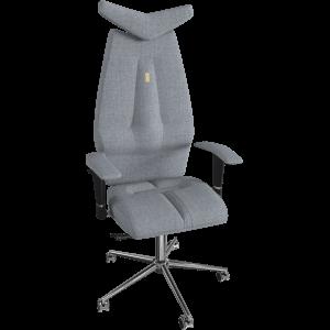 Ортопедическое кресло Jet 0304 Серебряное