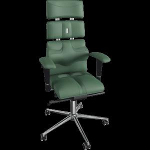 Ортопедическое кресло Pyramid 0903 Зеленое