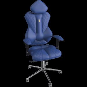 Ортопедическое кресло Royal 0503 Синее