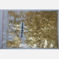 Поталь золотая в хлопьях № 2,5 (код NSIF145-100212 R0)
