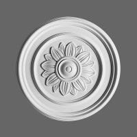 Розетка потолочная R46 полиуретановая
