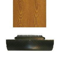 Шпатель фигурный имитация поверхности дерева