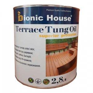 Террасное тунговое масло