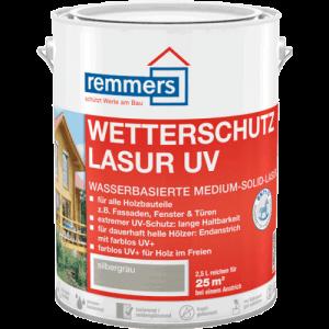 Универсальная лазурь Remmers Wetterschutz-Lasur UV