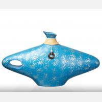 Ваза декоративная CA508 голубая