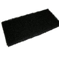 Синтетическое волокно для очистки и полировки лезвий жесткое (черное)